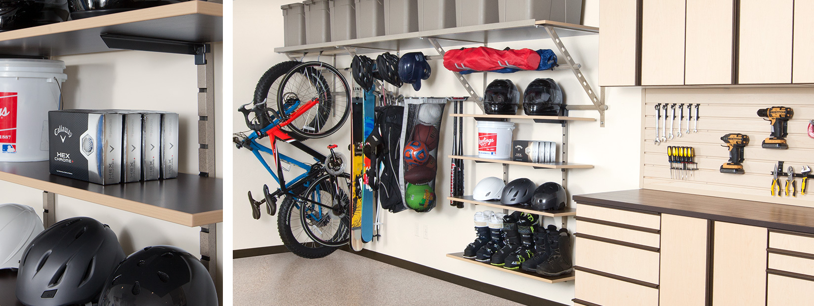 Garage Shelving System Raleigh