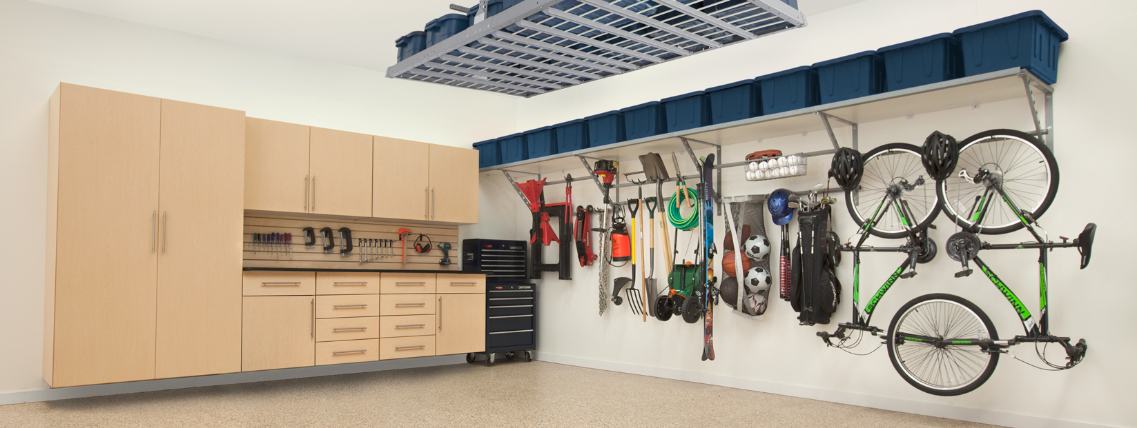 Garage Storage Solutions in Cary