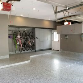 Garage Floor Coating Raleigh