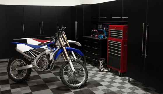 Garage Storage Solutions in Chapel Hill