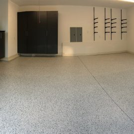 Epoxy Garage Flooring Durham