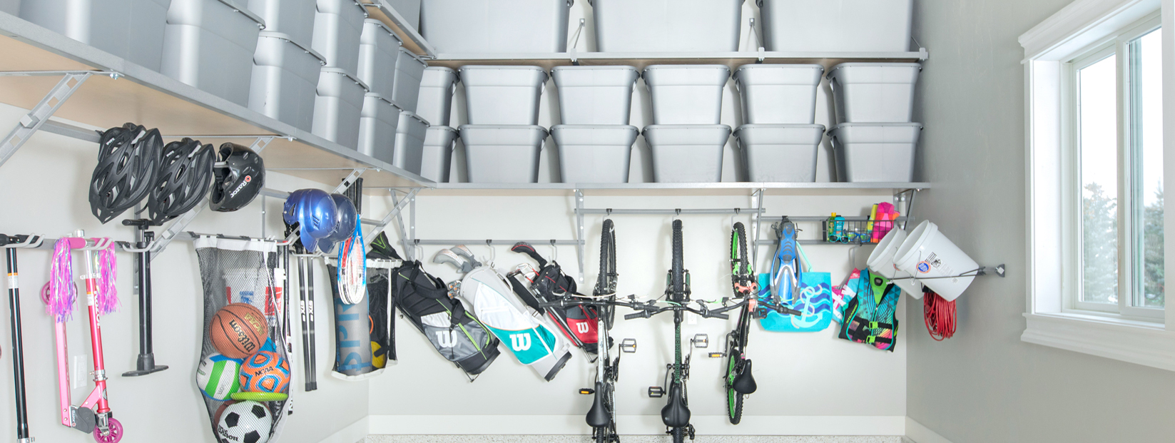 Garage Shelving Raleigh