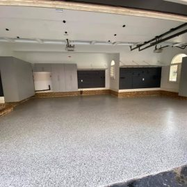 Garage Flooring in Raleigh